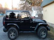 Jeep Wrangler 27500 miles