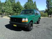 1996 Ford Ford Bronco XL